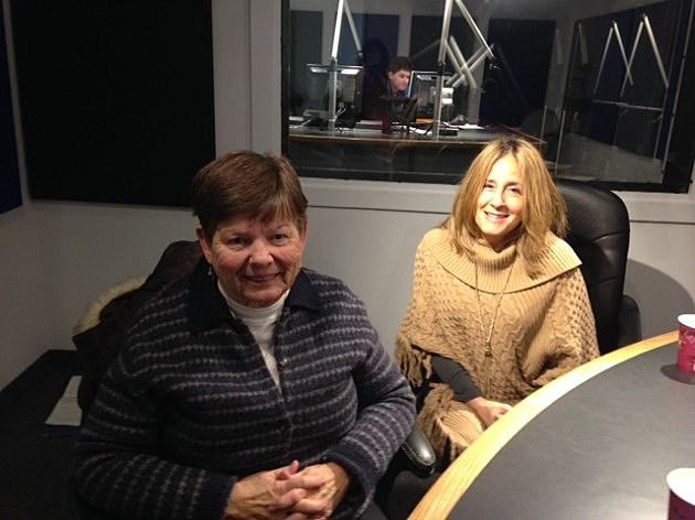 Assistant Director Sister Elizabeth Engel,  and Dawn Rusinko, Director of NJ office