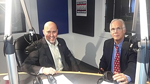 Rep. Tom MacArthur (R) with Tom Mongelli