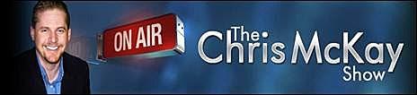 Chris McKay Show - Banner